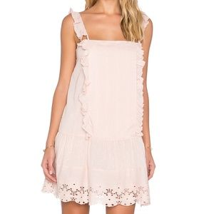 Tularosa x Revolve Annabel Ruffle Dress